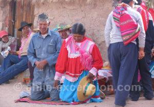 Remerciement de la Terre Mère à Machuca
