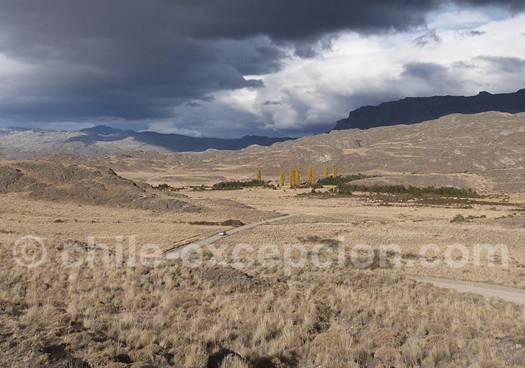 Exploration de la vallée de Chacabuco