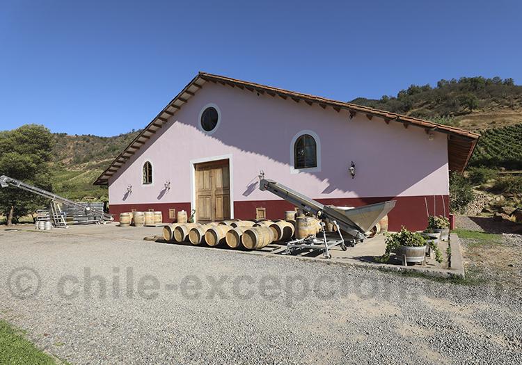 Viña Hacienda Araucano François Lurton