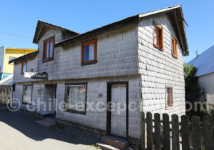 Maison typique de Frutillar