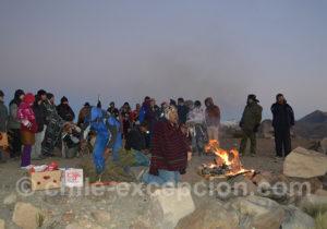 Fiesta Machaq Mara à Parinacota