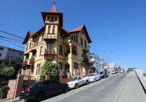 Les belles demeures de Viña del Mar