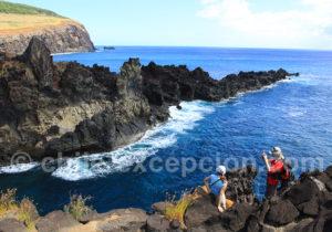 Voyage de noces à l'île de Pâques