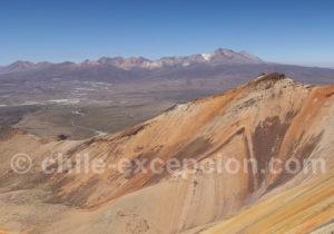 Carte postale du Chili