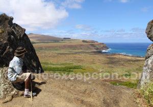 Île de Pâques, voyage paysager