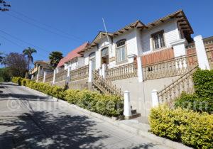 Quartier résidentiel, Viña del Mar