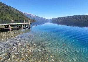 Lac Azul, vallée de Puelo