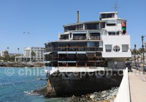 Restaurant Cap Ducal, Viña del Mar