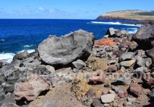 Vulcanologie à l'île de Pâques
