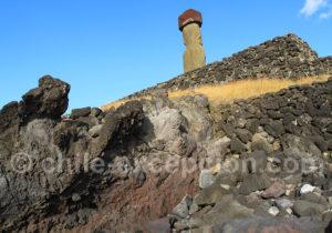 Archéologie à l'île de Pâques