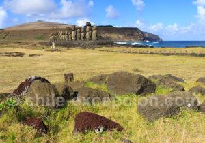 Mer et culture à Rapanui