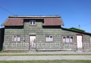 Maison traditionnelle à Frutillar