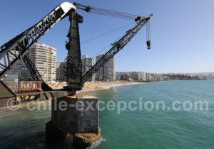 Installation portuaire, Viña del Mar