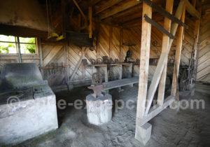 Casa del herrero, musée Colonial de Frutillar