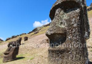 Exploration de l'île de Pâques