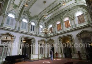 Intérieur Palacio Rioja, Viña del Mar