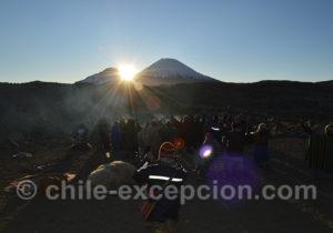 Fête Machaq Mara, Altiplano chilien