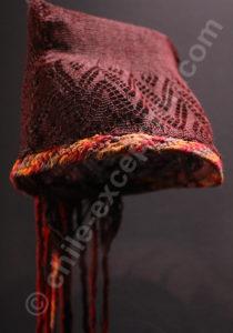 Bonnet aileron, culture Nazca 100 - 700 apr.J.-C.
