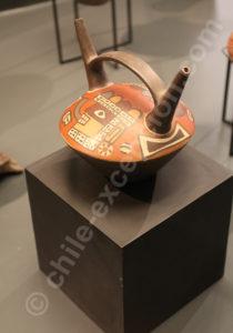 Bouteille, Horizon Wari 550 - 1000 apr.J.-C.