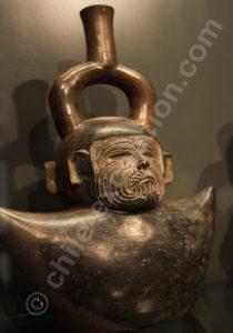 Céramique Chavin 1000 - 400 av.J.-C.