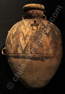 Cruche culture Chancay 1000 - 1430 apr.J.-C.