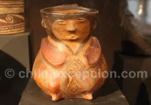 Jarre en céramique, culture Arica 1100 - 1350 apr. J.-C.
