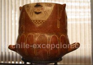 Urne funéraire, culture Diaguita 1100 - 1470 apr.J.-C.