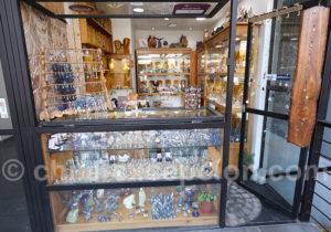 Boutiques de Lapis Lazuli, Chili