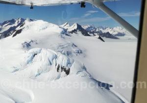 Grand champ de glace Patagonique