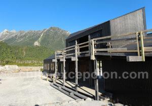 Musée de Sitio Volcán Chaitén