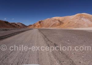 Parc Nevado Tres Cruces, Chili