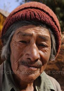 Portrait du Chili