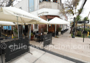 Restaurant Ciudadano, Santiago