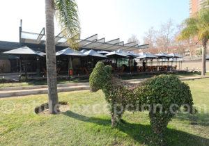 Restaurant Mestizo, quartier Vitacura