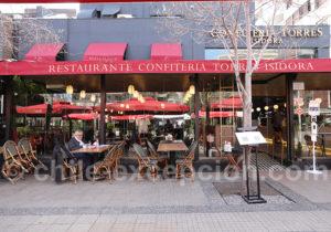 Restaurant et confiserie Torres Isidora Las Condes
