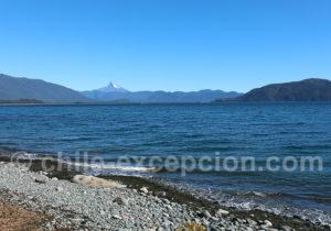 Volcan Corcovado, Patagonie