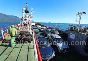 Voyage sur la route australe chilienne