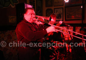 Jazz au bar restaurant Liguria