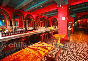 Restaurant rue Isidora Goyenechea
