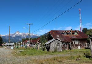 Villa Vanguardia, Patagonie chilienne