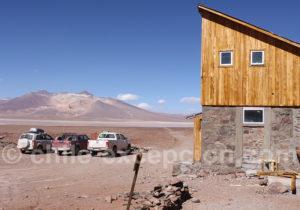 Se loger dans le parc Nevado Tres Cruces