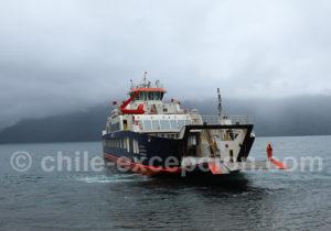 Transbordador Caleta Gonzalo