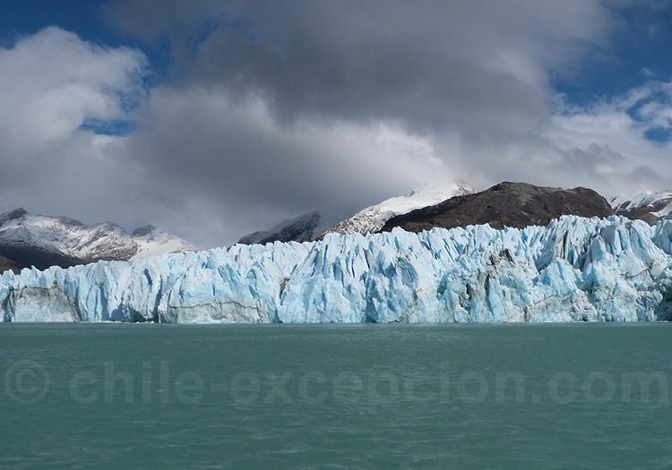 Voyage glacier O'Higgins