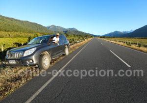 Découverte de la Route Australe du Chili