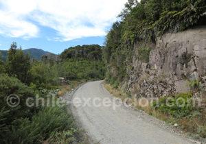 Route 69, estuaire Reloncaví