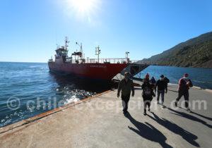 Voyage sur la Route Australe au Chili