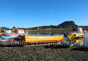 Exploration du Chiloé continental