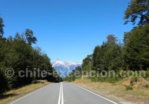 Route n°7 en Patagonie