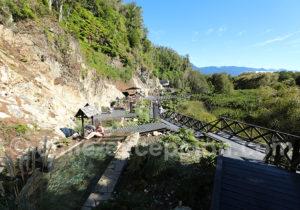 Bassin à 38° thermes del Sol