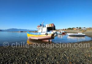 La marée haute se fait attendre à Hualaihué